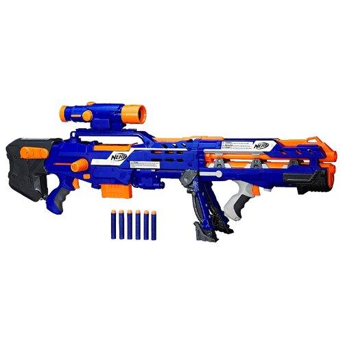 nerf бластер n strike elite quadrant Бластер Nerf N-Strike Longshot