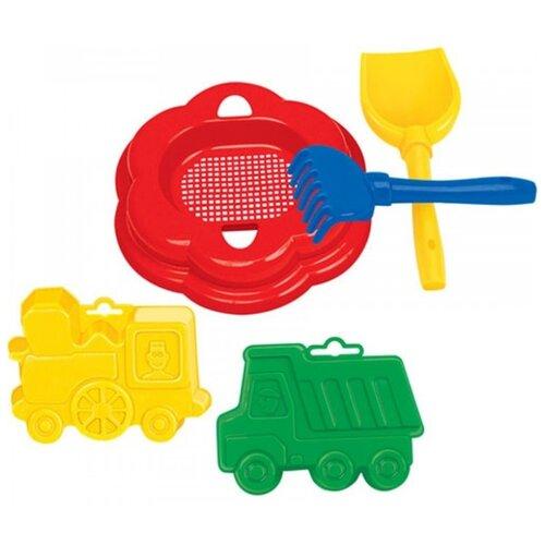 Фото - Набор Полесье №89 7193 полесье набор игрушек для песочницы 468 цвет в ассортименте