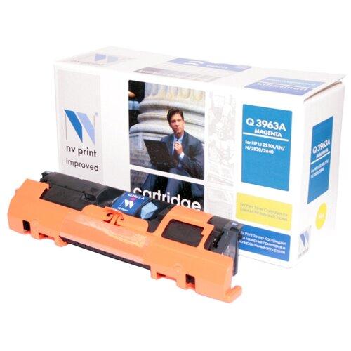 Фото - Картридж NV Print Q3963A для HP картридж nv print q7562a для hp