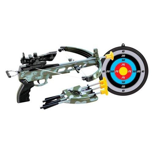 Арбалет ABtoys S-00039 арбалет s s toys со световыми эффектами сс75478
