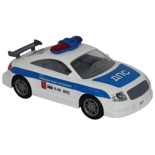 Фото - Легковой автомобиль Полесье ДПС полесье набор игрушек для песочницы 468 цвет в ассортименте