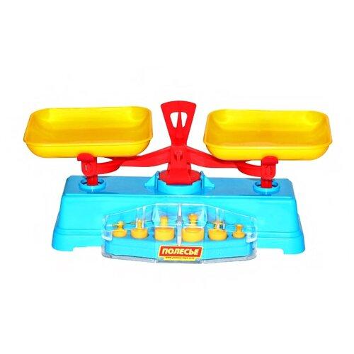 Фото - Весы Полесье 53770 полесье набор игрушек для песочницы 468 цвет в ассортименте