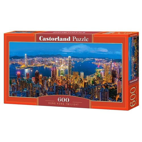 Пазл Castorland Hong Kong вибратор hong kong might give my love