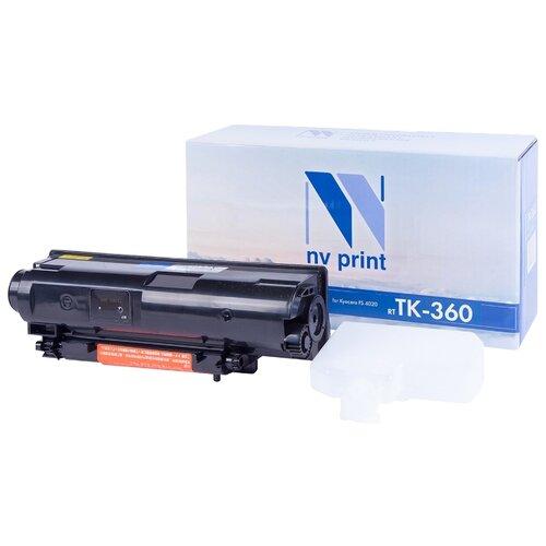 Фото - Картридж NV Print TK-360 для станина для 480