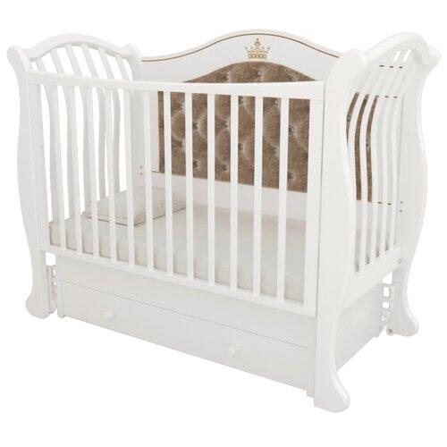 Кроватка Гандылян Габриэлла кроватка гандылян ванечка белый