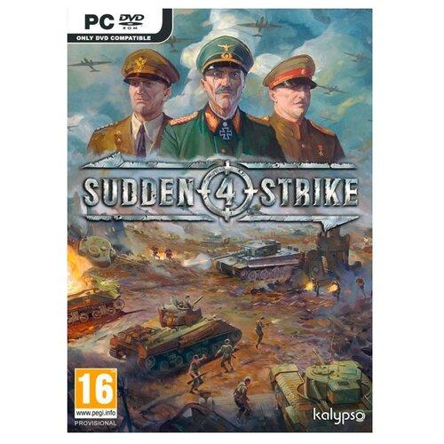 Sudden Strike 4 sudden fiction