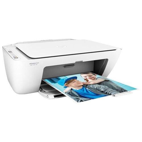 Фото - МФУ HP DeskJet 2620 чернила hp gt52 m0h54ae для hp deskjet gt 5810 deskjet gt 5820 голубой 8000стр