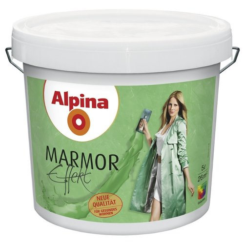 Шпатлевка Alpina Marmor Effekt Alpina   фото