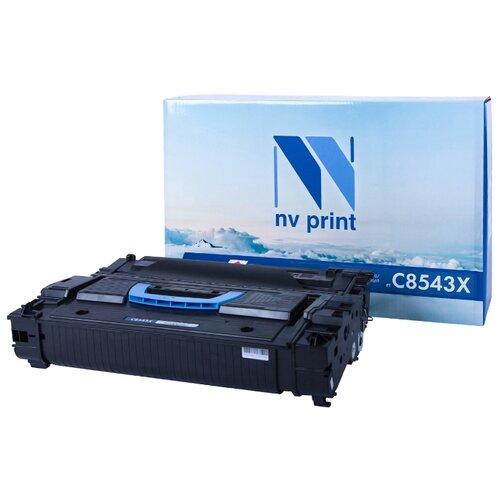 Фото - Картридж NV Print C8543X для HP картридж nv print cf380x для hp