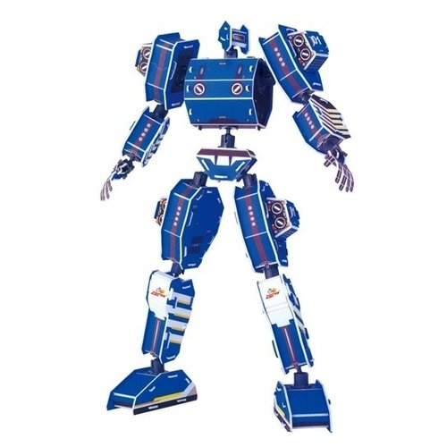 3D-пазл Zilipoo 3D Робот Титан пазл zilipoo пекарня 571 d 34