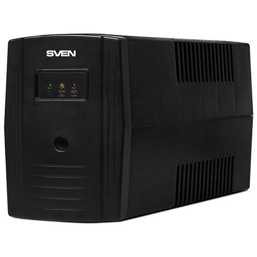 Интерактивный ИБП SVEN Pro 600 ибп sven pro 650
