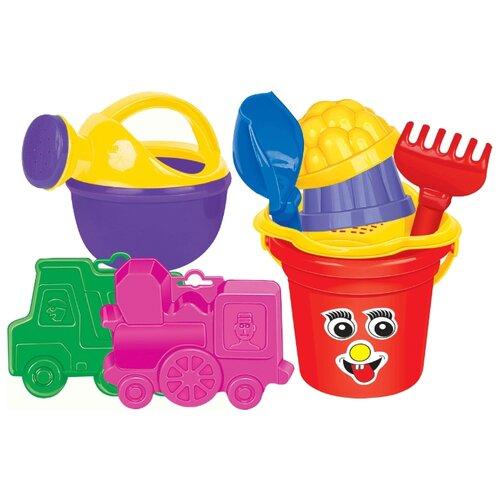 Фото - Набор Полесье №161 4887 полесье набор игрушек для песочницы 468 цвет в ассортименте