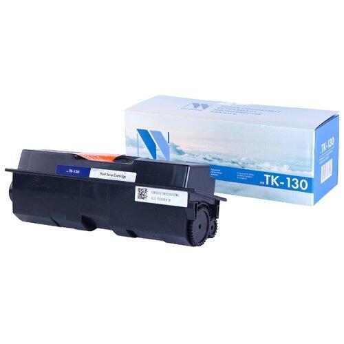 Картридж NV Print TK-130 для картридж mak© tk 130 черный для лазерного принтера