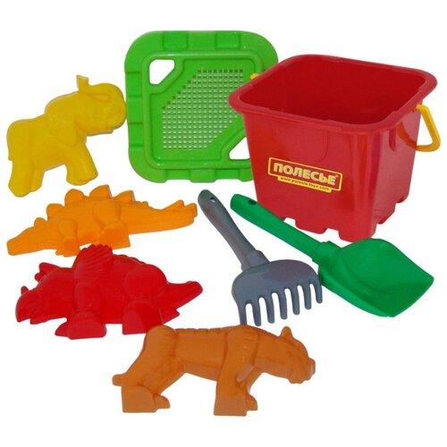Фото - Набор Полесье №287 35493 полесье набор игрушек для песочницы 468 цвет в ассортименте