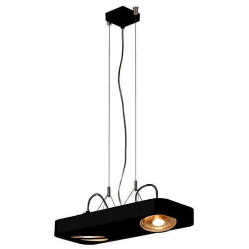 встраиваемый светильник slv 113161 SLV Aixlight R2 Duo Qpar111