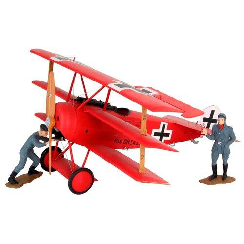 Сборная модель Revell Fokker модель сборная revell самолет fokker e iii 1 72
