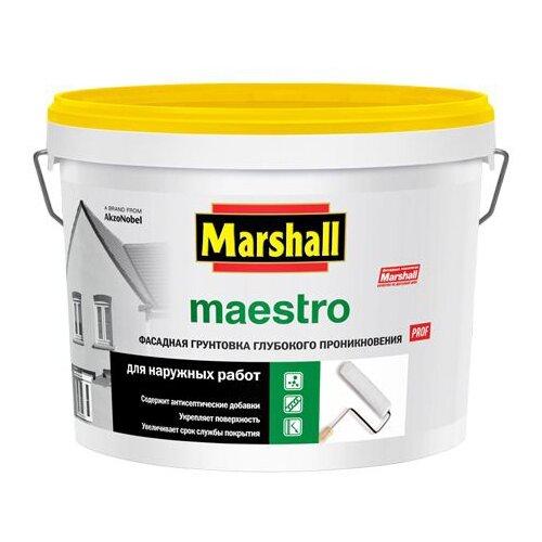 Грунтовка Marshall Maestro футсвич marshall pedl 91009