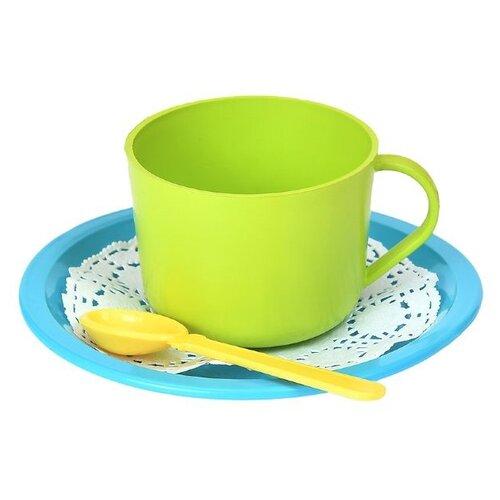 Фото - Набор посуды Росигрушка Мята 9412 росигрушка игрушечный чайный набор большая компания