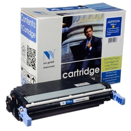 Фото - Картридж NV Print Q5952A для HP картридж nv print q7581a для hp