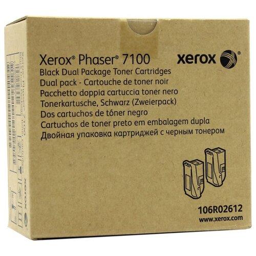 Фото - Набор картриджей Xerox 106R02612 набор картриджей xerox 108r00839