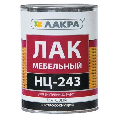 Лак Лакра НЦ-243 1.7 кг