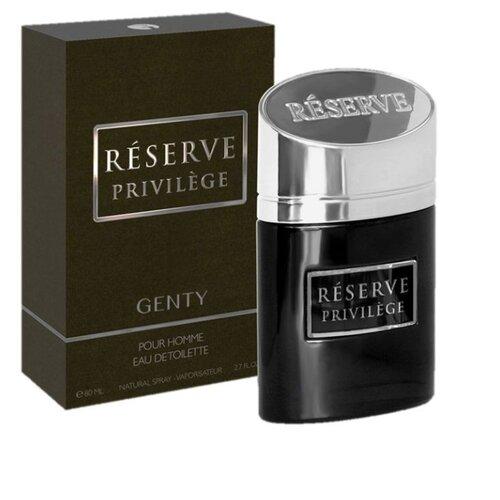 Туалетная вода Genty Reserve genty parliament