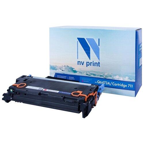Фото - Картридж NV Print Q6473A для HP картридж nv print cf380x для hp