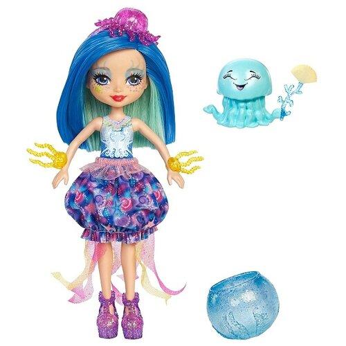 Кукла Enchantimals Морские кукла enchantimals кукла с питомцем fnh22 пики попугай