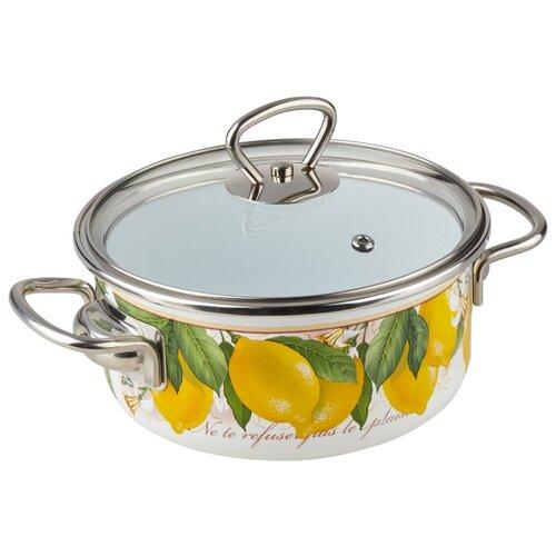 Кастрюля Vitross Limon 15 л набор посуды vitross limon 03