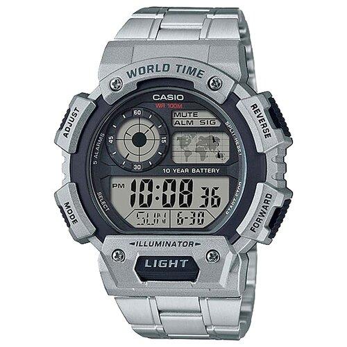 Фото - Наручные часы CASIO AE-1400WHD-1A ae 2000w 1a