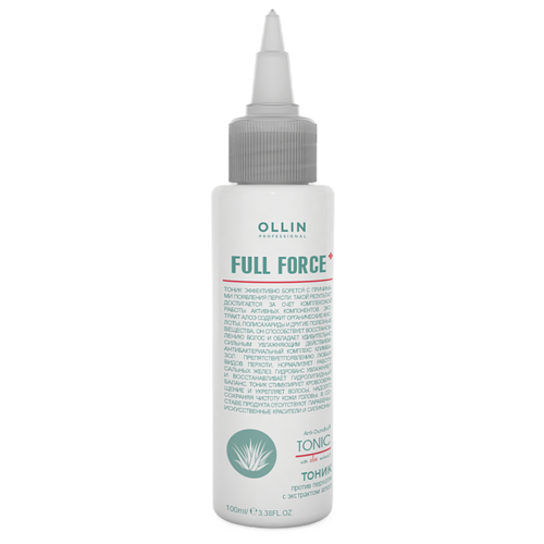 OLLIN Professional Full Force ollin professional актив спрей для волос hair active spray 250 мл ollin professional уход за волосами