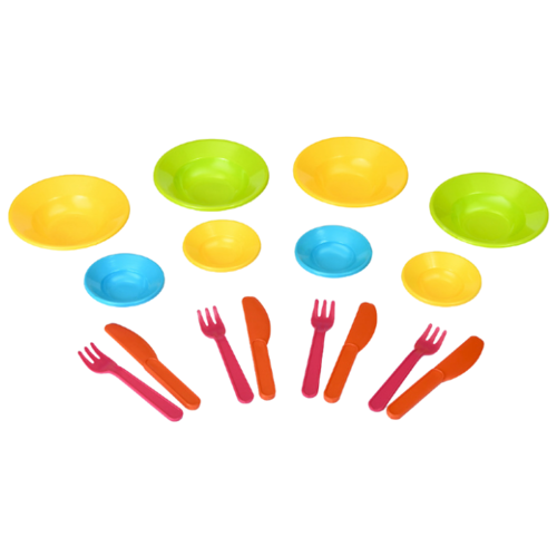 Фото - Набор посуды Росигрушка На росигрушка игрушечный чайный набор большая компания