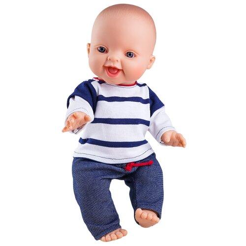 Кукла Paola Reina Горди Карлос paola reina кукла paola reina карлос повар 32 см