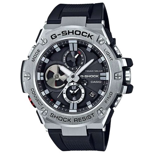Часы CASIO G-SHOCK GST-B100-1A casio gst 410 1a