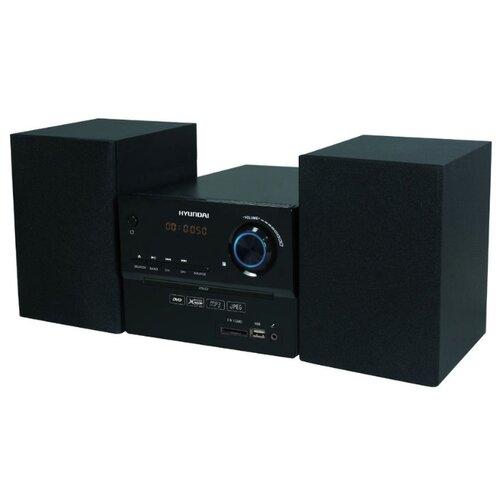 Музыкальный центр Hyundai H-MS200 музыкальный центр hyundai h ms220
