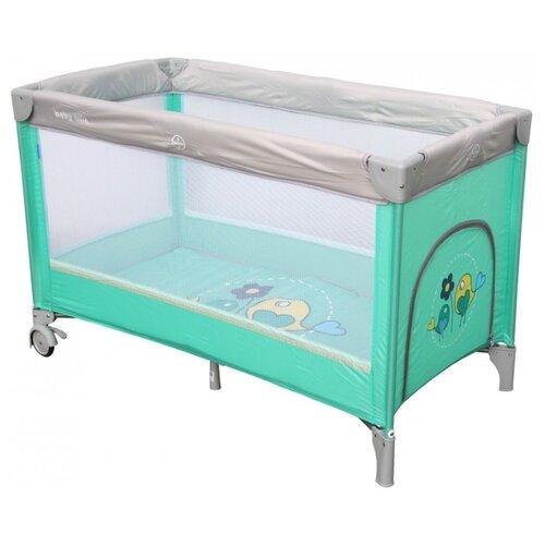 Манеж-кровать Baby Mix Travel