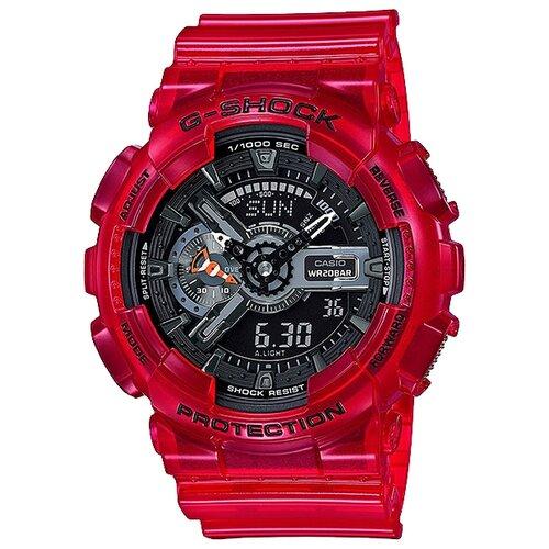 Наручные часы CASIO GA-110CR-4A casio ga 110rd 4a