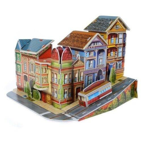 3D-пазл Zilipoo 3D Проспект пазл zilipoo пекарня 571 d 34