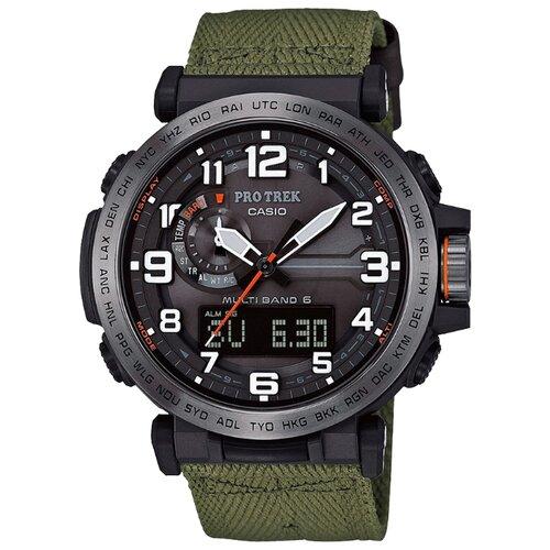 Наручные часы CASIO PRW-6600YB-3E casio prw 2500 1e