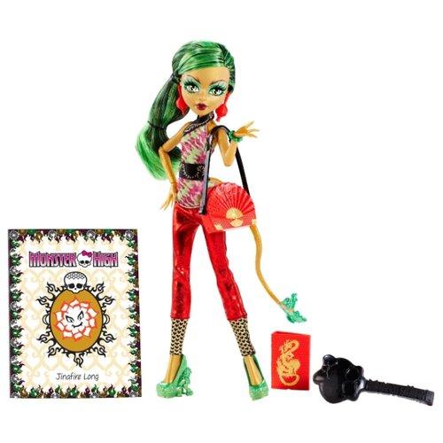 Фото - Кукла Monster High Новый кукла элль иди boo york monster high