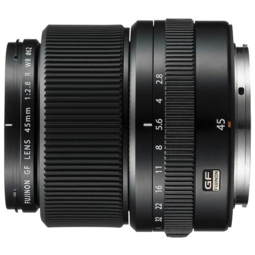 Фото - Объектив Fujifilm GF 45mm f 2.8 объектив