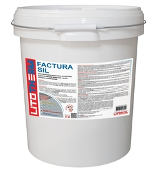 Декоративное покрытие Litokol Litotherm Factura Sil 2 мм, 25 кг