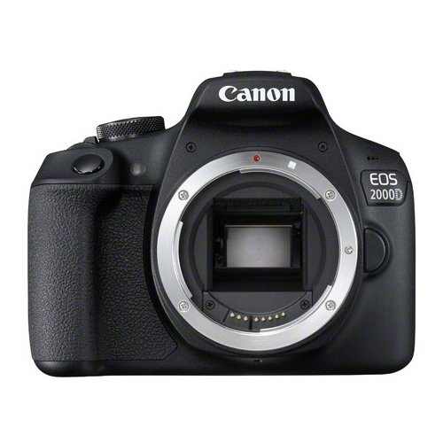 Фотоаппарат Canon EOS 2000D Body фотоаппарат canon eos 80d body
