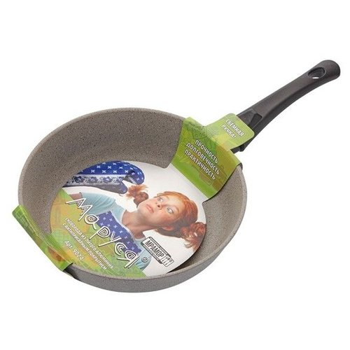 Сковорода Маруся Мрамор 9024 24 сковорода d 24 см kukmara кофейный мрамор смки240а