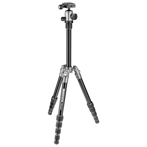 Фото - Штатив Manfrotto MKELES5GY-BH штатив manfrotto element traveller black mkeles5bk bh