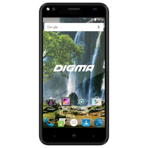 Фото - Смартфон DIGMA VOX E502 4G смартфон digma vox e502 4g black