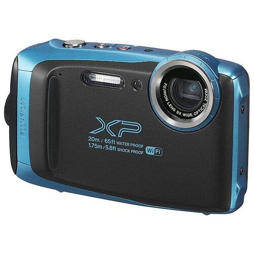 Фото - Фотоаппарат Fujifilm FinePix подводный фотоаппарат wategos