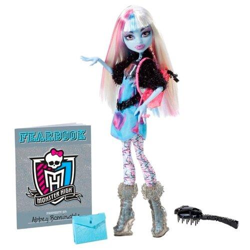 Фото - Кукла Monster High Фотосессия кукла элль иди boo york monster high