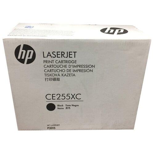 Фото - Картридж HP CE255XC ноутбук hp 15 da0035ur 4gm72ea intel n5000 4gb 500gb 15 6 fullhd win10 синий