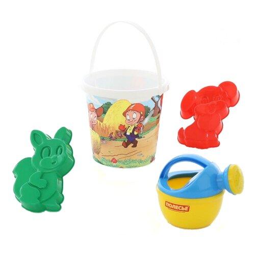 Фото - Набор Полесье №316 5068 полесье набор игрушек для песочницы 468 цвет в ассортименте